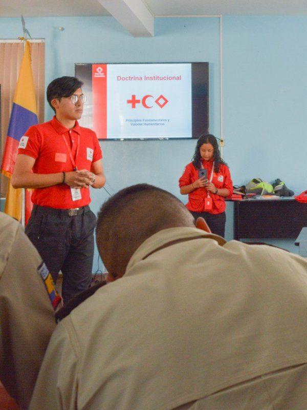 Doctrina Institucional | Cruz Roja Ecuatoriana
